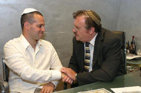 הרב דניאל הרשקוביץ