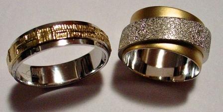 ארגמן טבעות נישואין