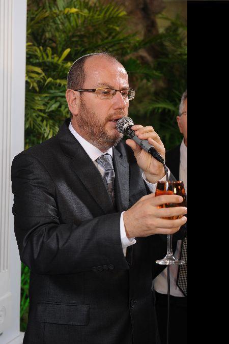 הרב גולדשטיין מרדכי