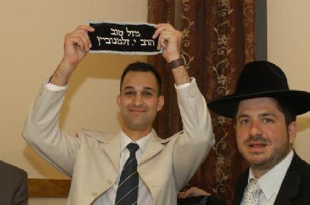 הרב יוסף זלמנוביץ׳