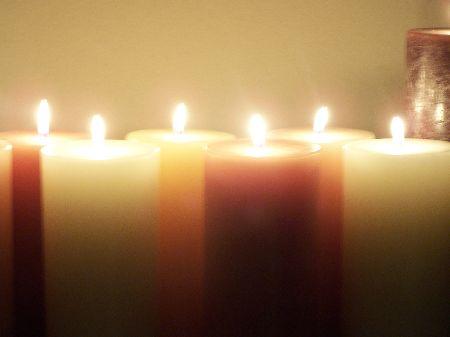 דנלוקס - נרות מעוצבים לארועים