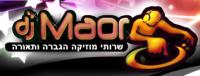 DJ מאור - תקליטן תקליטנים בר מצווה בת מצווה