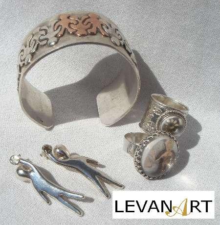 לבנה כהן -LevanArt תכשיטים