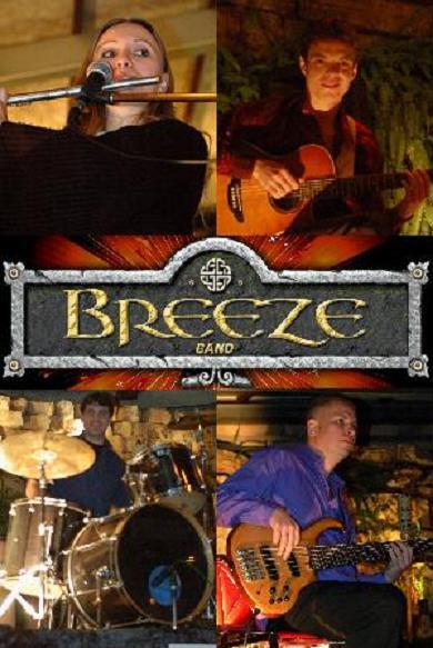 להקת בריז - מוסיקה אירית ומוסיקת עולם