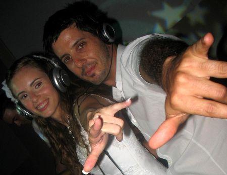DJ יניב פרי