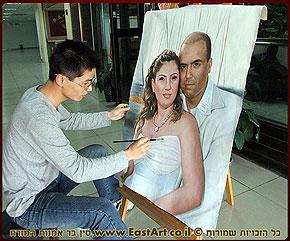 סין בד אומנות המזרח