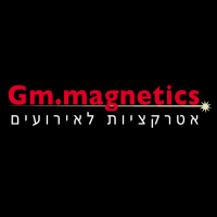 Gm.magnetics מגנטים לאירועים
