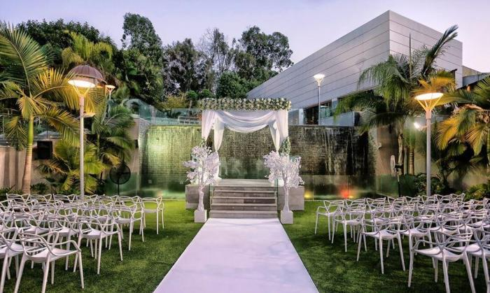 חתונה קסומה בחצר נצר!