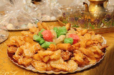 לה מרוקן עוגיות מרוקאיות