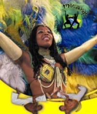 רקדניות ברזילאיות מורנגו