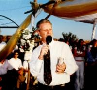 רב רפורמי אמיר וינד - חתונה רפורמית