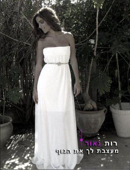 רות נאור - מעצבת שמלות כלה וערב
