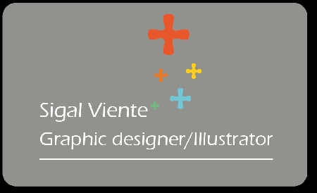 סיגל ויינטה מאיירת ומעצבת גרפית