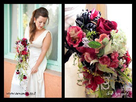ארנונים של יופי - עיצוב זרי כלה מיוחדים, קישוט רכב לחתונה ואקססוריז לכלה