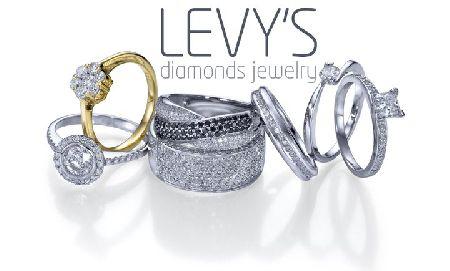 לויס LEVY׳S- טבעות,יהלומים ותכשיטים