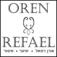 אורן רפאל | Oren Refael עיצוב שיער ואיפור