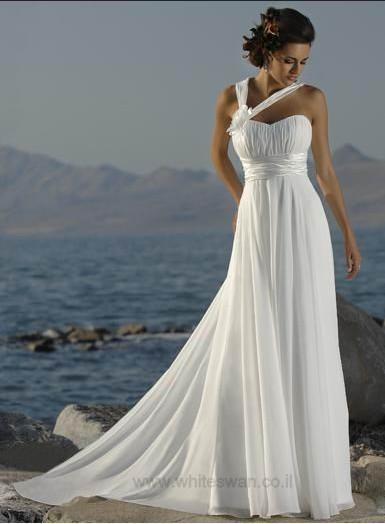 הברבור הלבן - שמלות כלה