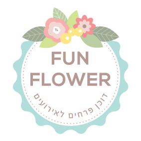 FUN FLOWER- דוכן פרחים לאירועים