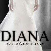 דיאנה מעצבת שמלות