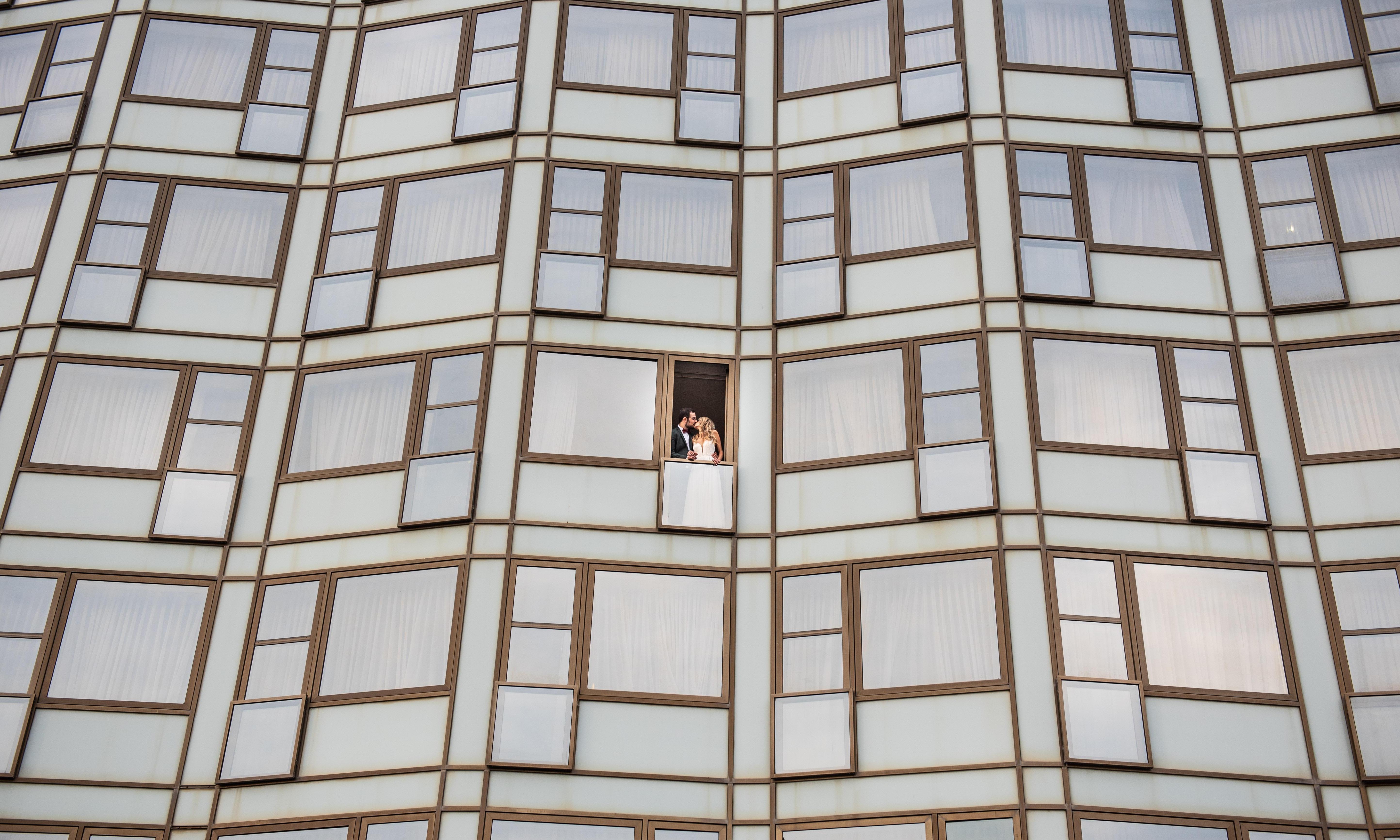 יצירתיות. יציאה מהקופסא. צילום חתונה.