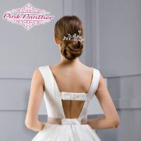 Pink Panther wedding dresses