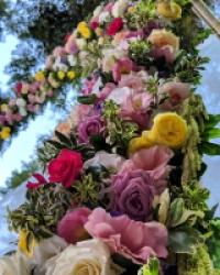 אמליה פרחים   אסקרגו   עיצוב אירועים