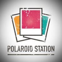 Polaroid-Station