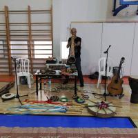 גדעון תמיר מוזיקאי ואומן יוצר