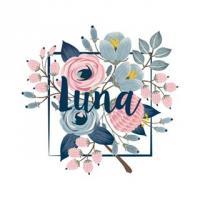 לונה - דוכן שזירת פרחים
