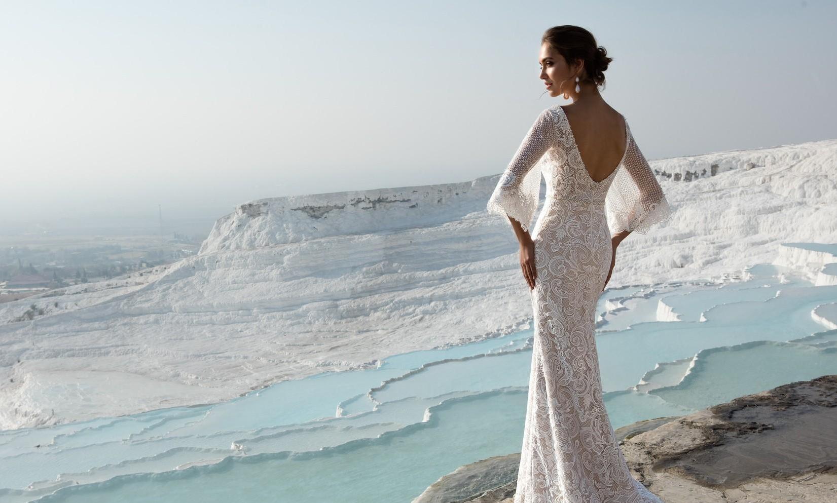השמלה המושלמת ליום מושלם!