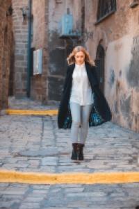 אלכסנדרה הכנרת | Alexandra Violinist