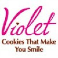 עוגיות ויולט violet cookies