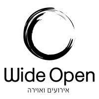 Wide Open   אירועי בוטיק בעמק יזרעאל