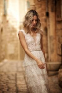 שיר גינדי מעצבת שמלות כלה וערב Shir Gindi Couture