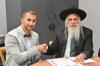 הרב גבריאל ג'ראפי | רישום נישואין ועריכת חופות