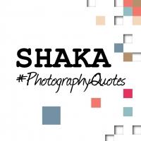 SHAKA | ציטוט מהחיים