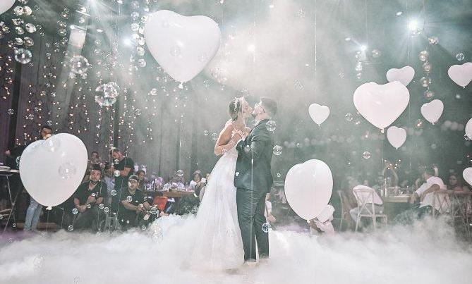 הפקת חתונות והצעות נישואין