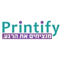 printify - צילום סטילס ומגנטים