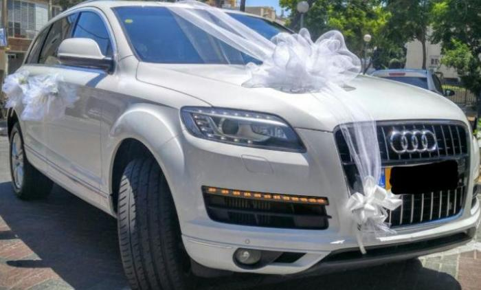 רכב פאר לחתונה שלכם - עד החופה! 🎊