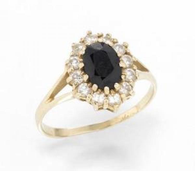 לאוהבות השחור: 7 טבעות אירוסין / נישואין שחורות