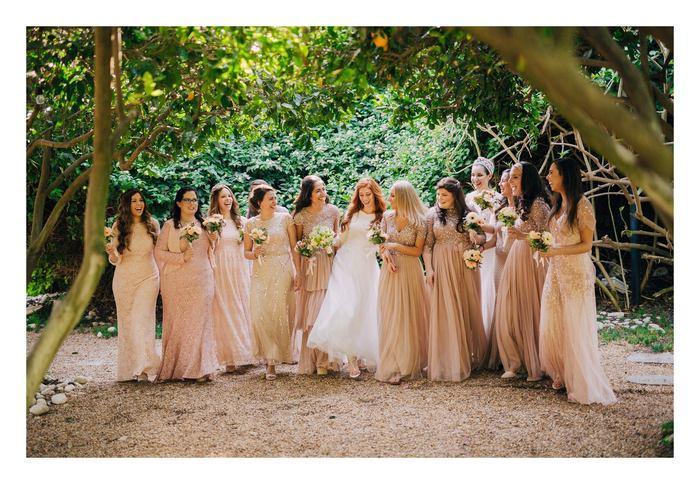 בחתונה שלך - רק את תלבשי לבן!