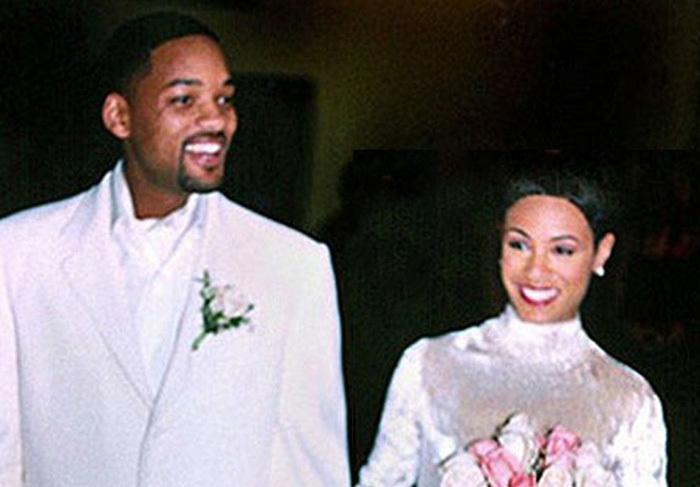ויל סמית' וג'יידה פינקט  – התחתנו ב 31.12.97