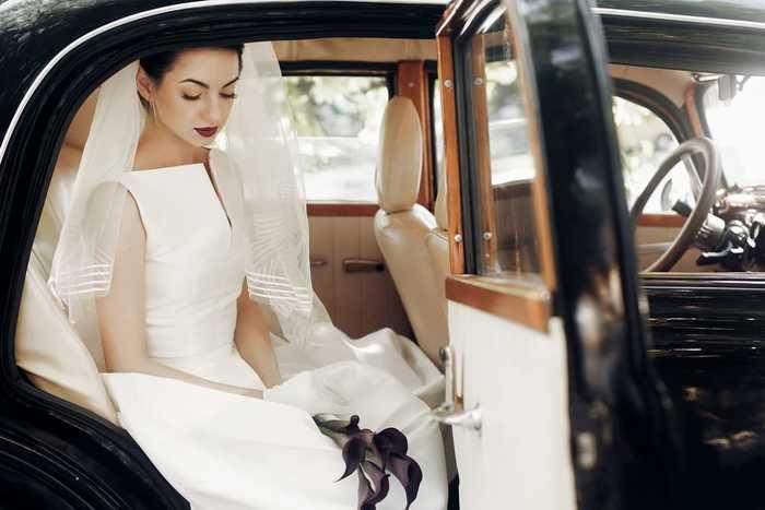 מעניין אם נסיכה מרגישה כמו מלכה ביום החתונה שלה