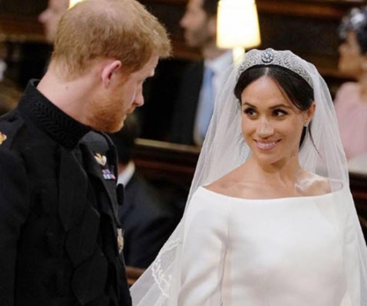 החתונה המלכותית של מייגן והארי