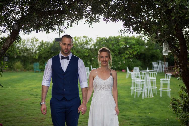 שחר ונדב מציגים: חתונה בטבע