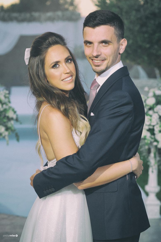 חתונה של קיילי ודין