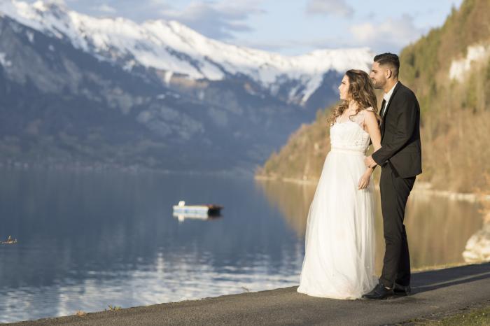 חתונה בשוויץ