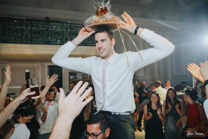 חינה בחתונה