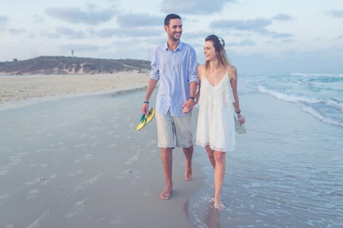 טבילת מקווה בים