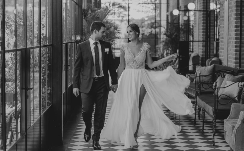 סיפור חתונה - רוני ואלון באולם האירועים החדש